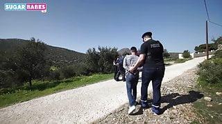 FAKE POLICE IN GREECE