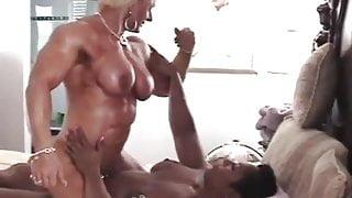 Lesbian Massage, Hot Sex