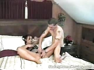 Black xxx home sex videos - Stolen xxx home movie