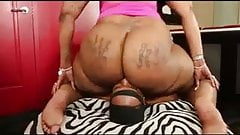 Big Booty Ebony Smother