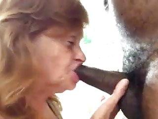 Old female hags porno - Granny head 44 down the old hags windpipe messy rough