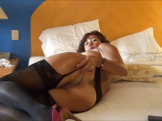 Tiny grils big dicks - Gorgeous big ass milf fucked by tiny dick hubby