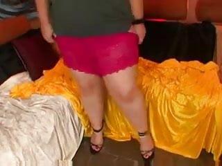 Nbushe wright nude Bbw karla lane vs cj wright