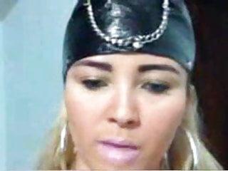 Sheyla wet fucking Sheyla mell twitcam