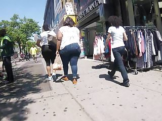 Homosexual population in 1980 in nyc - Candid quickie: bbw booty duet walking in nyc
