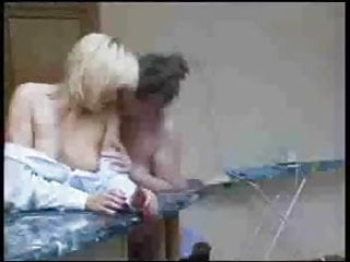 Mature lesbian and young woman Mature herself on young woman