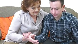step sister massage granny and grandson try taboo sex anal l