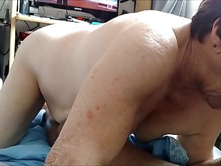 Amateur homemade videos granny sucking cock Cum in granny mouth hard. gilf love sucking cock.