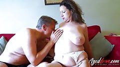 Marc Kaye fucks with his dick Eve Jayne