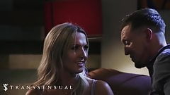 Blonde Trans Kayleigh Coxx Loves A Nice Cock - Trans Sensual