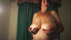 Busty Granny (Elaine Everett)