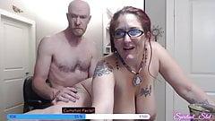 Fuck Session - Huge Hangers, Spiritual Slut, Couple, Camgirl