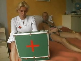 Adam and eve sexual aids German nurse gives first aid to the wounded - cireman