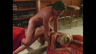 Crocodile Blondee (1986, US, Amber Lynn, full video, DVD)