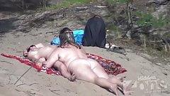Playa nudista, Rep. Dominica
