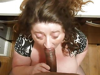 Sportsmen sucking cock British bbw sucking cock pt 2