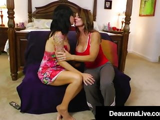 Fake cock gag gift Hot texas cougar deauxma rims fake cock fucks angie noir