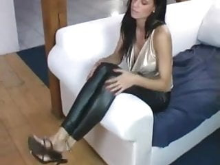 Bare foot foot job Girl bare foot mistress and slave