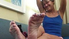 Stinky Feet Jerk Off Instruction