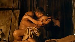 Katrina Law Nude Sex Scene In Spartacus ScandalPlanetCom