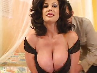 Llatin loves anal - Busty mature loves anal