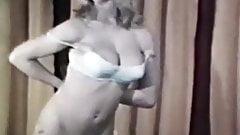 ZOU BISOU BISOU - vintage striptease retro dance 60s panties
