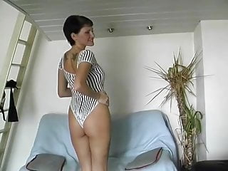 Drop bottom rolling duffel 29 Amazing body french milf plays with a rolling pin
