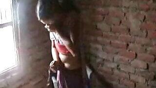Desi village girlfriend affair, hard fucking