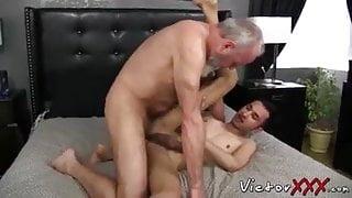 Mature fucks younger