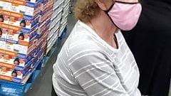 bbw granny huge tits fat ass