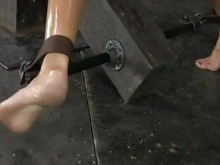 Bound and fucked anally Bound and fucked from both ends