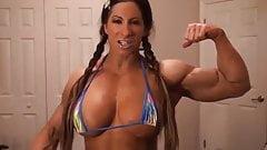 Angela berührt meine Muskeln! PMV-Zusammenstellung!