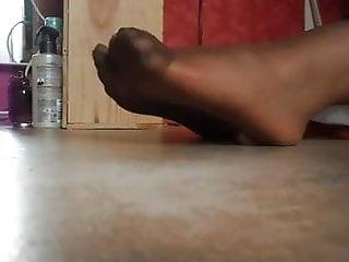 Girlfriend sexy feet My girlfriend show her sexy feet