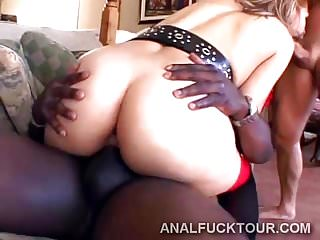 Sexy skinny gay black thugs White and black thugs destroy a big booty blonde babes ass