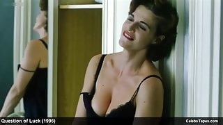 Celebs Anna Galiena & Leire Berrocal Nude & Rough Sex Action