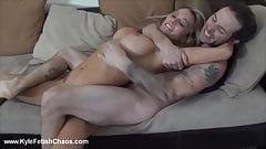 Nude Milf Taboo Mixed Wrestling - Allura Skye & Kyle Chaos