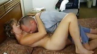 Ruthie drains a guy dry.  No cum left over