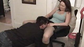 Man Slave of Pussy Slut