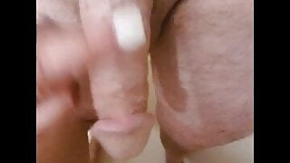 Pissing on his dick...mmh, let it rain