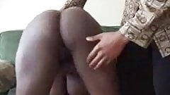 Black Thick Ass and Huge Boobs