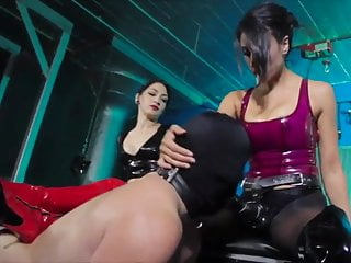 Free stream hd porn videos - 2 mistress strapon free femdom hd porn