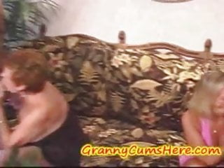 Swingers on swinging heaven - Swinging grannies, cream pie eating and a few young girls
