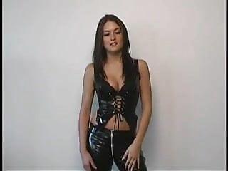 Cuckold compare penis Mistress selena humiliates small penis