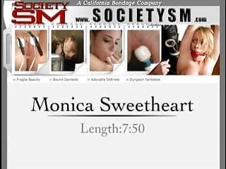 Lesbian bondage love Monicas bondage love