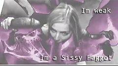 Sissy-Liebe Schwanz-Hypo-Zusammenstellung von Gregoriana