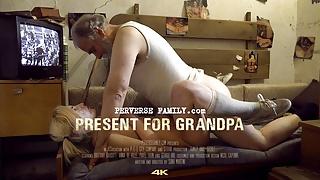 Present for Grandpa TEASER