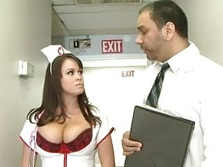 Busty anime nurse Brandy talore - busty nurse