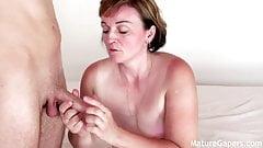 mature-gape