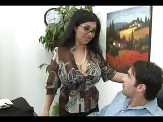 Rio the swinger - Jaylene rio - busty latina secretary