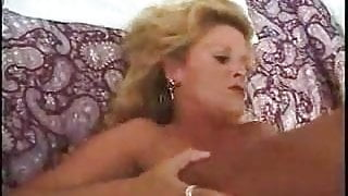 Tanned Blonde Mature Wife